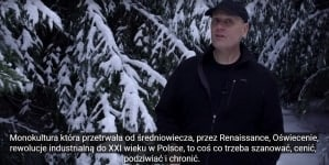 """Kanadyjski filozof stworzył NIESAMOWITY dokument o Polsce: """"Coś we mnie pękło"""""""
