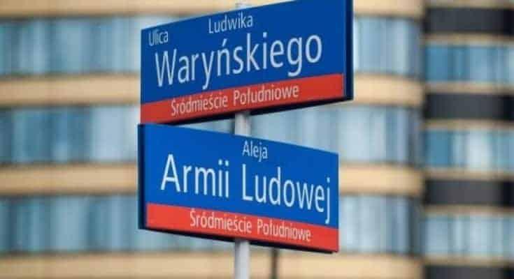 """Apel IPN do władz Warszawy. Prośba o pozostawienie nazw """"zdekomunizowanych"""" ulic"""
