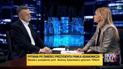 Zybertowicz nie spełnia warunków do tytułu profesorskiego