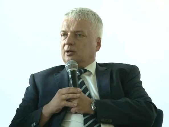 """Chce rozbić koalicje narodowo-wolnościową? Gwiazdowski idzie do polityki: """"Za chwilę będzie u Gowina"""""""