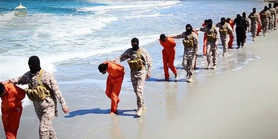 Znaleziono szczątki 34 etiopskich chrześcijan zamordowanych przez ISIS