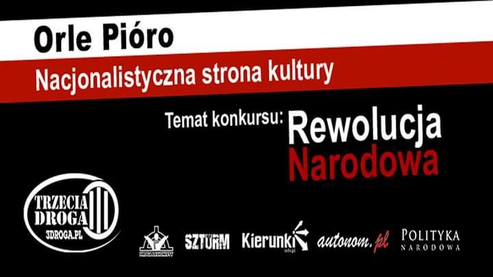 Orle Pióro – Nacjonalistyczna strona kultury #5. Znamy wyniki konkursu!