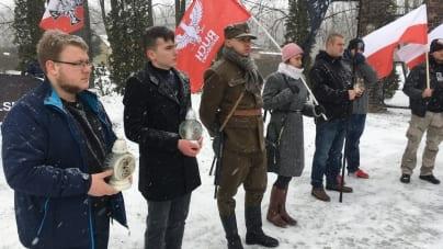 Narodowcy upamiętnili ofiary Tragedii Górnośląskiej