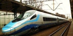 Przereklamowany pociąg PKP nareszcie z dostępem do Wi-Fi
