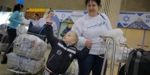 Ukraińscy Żydzi masowo przenoszą się do Izraela. O co chodzi?