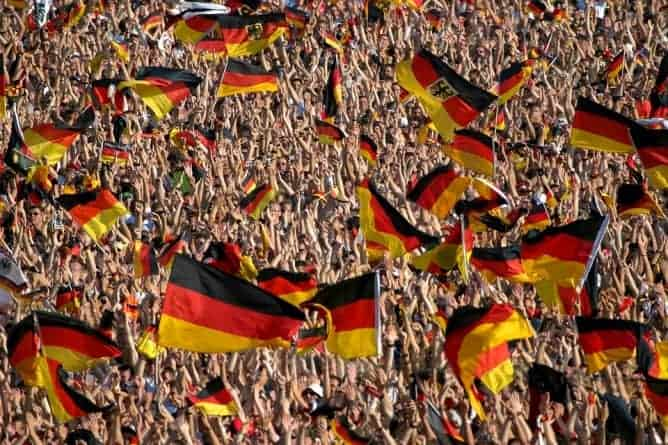 kojarzenie Niemiec