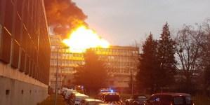 """Francuska żandarmeria zaatakowana przez kilkanaście """"młodych osób"""""""