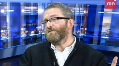 """Grzegorz Braun w Mediach Narodowych: """"Nie osiągniemy strategicznych celów w pojedynkę"""" [WIDEO]"""