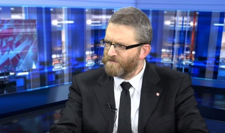 """Grzegorz Braun będzie kandydował na prezydenta Gdańska? """"Czemu nie"""""""