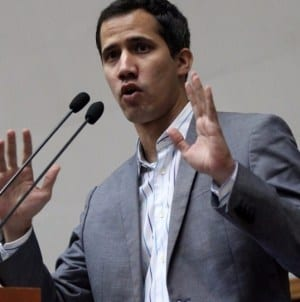 Guaido wzywa obywateli i armię do sprzeciwu wobec władzy Maduro