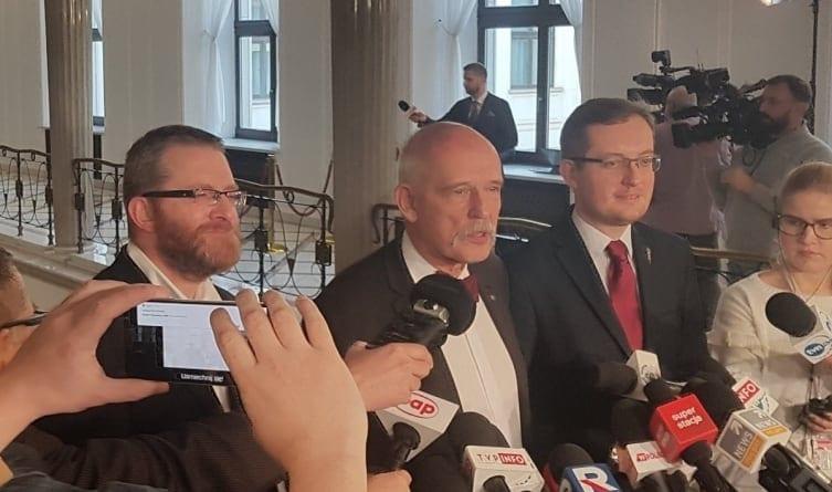 OFICJALNIE Grzegorz Braun i Pobudka dołączają do koalicji Ruch Narodowy+Wolność