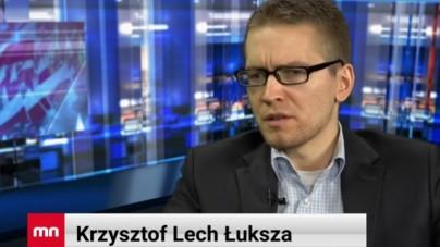 """Łuksza: """"W Polsce już mamy nieoficjalny stan wyjątkowy"""" [WIDEO]"""