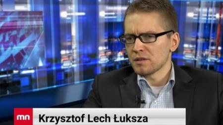 Łuksza: Strategicznym działaniem Kaczyńskiego jest  zwalczanie prawicowych partii [WIDEO]