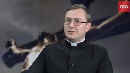"""Ks. Bańka: """"Kościół dał Polsce prawdę"""" [WIDEO]"""