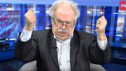 """Prof. Nowak nie wytrzymał: """"Nie będziemy ginąć za Izrael!"""""""