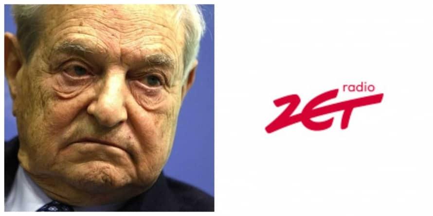 Soros chce kupić Radio Zet! Tak ma wyglądać repolonizacja mediów według PiS?