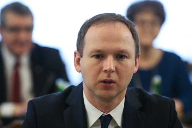 Były szef KNF Marek Chrzanowski na wolności