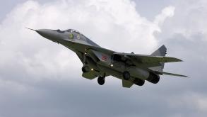 MiGi-29 wracają do czynnej służby po piątkowym incydencie