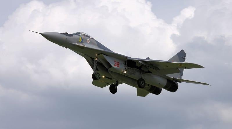 Rosjanie przechwycili amerykański samolot rozpoznawczy
