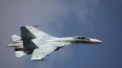 Rosyjskie myśliwce nad Bałtykiem – Polacy je przechwycili