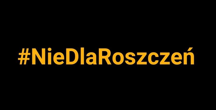 Ruszyła kampania społeczna #NieDlaRoszczeń  [ZOBACZ SPOT]
