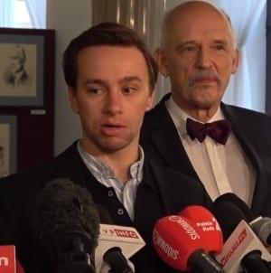 """Andruszkiewicz atakuje Bosaka: """"To pokazuje, że jest najgroźniejszą konkurencją dla PiS"""""""
