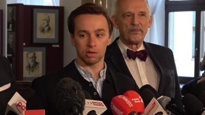 """Krzysztof Bosak: """"Demokracja w Unii Europejskiej jest czysto atrapowa"""""""