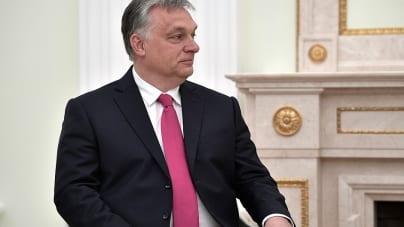 """Nigel Farage: """"Viktor Orbán jest przyszłością Europy"""""""