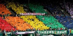Homoterror na stadionach! Będzie cenzura przyśpiewek kibiców i pozwy dla klubów