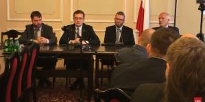 """Konferencja koalicji pro-polskiej: """"raport o stanie obronności kraju"""""""