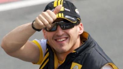 Kubica będzie jeździł w nowych barwach