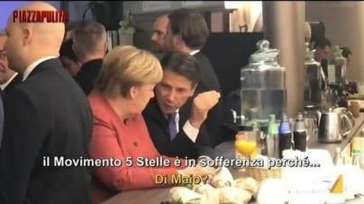 Tym żyją całe Włochy! Merkel nie wiedziała, że jest nagrywana. Zobacz co powiedziała kanclerz Niemiec