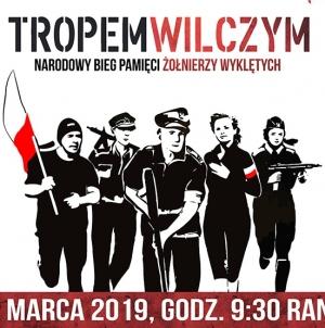 """[WYDARZENIE] Polonia z Chicago zaprasza na  """"Tropem Wilczym — Bieg Pamięci Żołnierzy Wyklętych"""""""