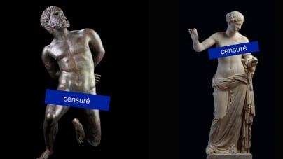 """Facebook odmówił muzeum reklamy. Powód? """"Nagość rzymskich posągów"""""""