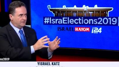 Izraelski minister Katz nie zamierza przepraszać Polski