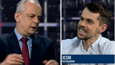 Blamaż TV Republika! Chcieli zrobić ruskiego agenta z lidera rolników, ale sami zostali ośmieszeni