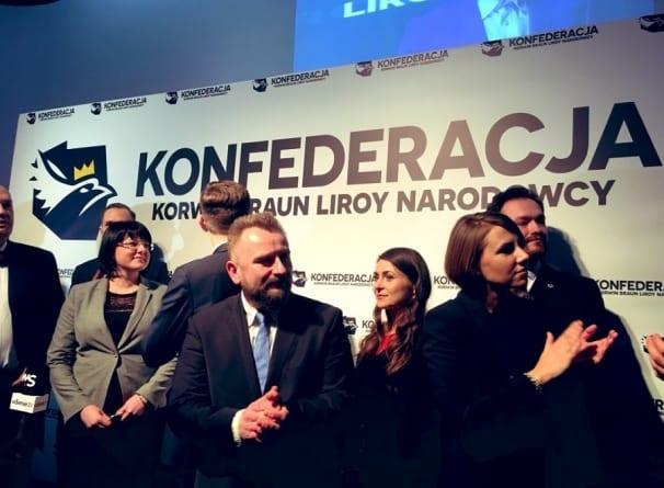 Kandydat Kukiz'15 rezygnuje i popiera Konfederację