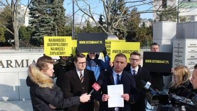 """Ofensywa Polaków! Marsz Niepodległości kieruje list do Trumpa: """"Żądamy uchylenia ustawy 447"""""""