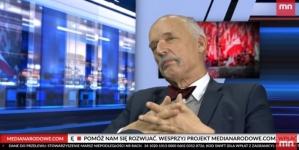 Janusz Korwin-Mikke: Nie powiedzieliśmy jeszcze ostatniego słowa!