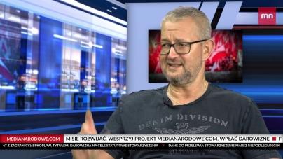 """Rafał Ziemkiewicz znowu krytykuje PiS. """"Myślenie sanacyjne"""""""