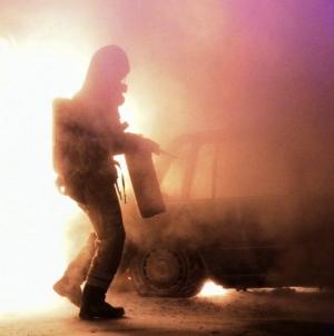 Włochy: Imigrant z Maroka podpalił posterunek straży miejskiej. Zginęły dwie kobiety