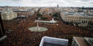 Madryt: 45 tys. osób demonstrowało przeciwko rządowi