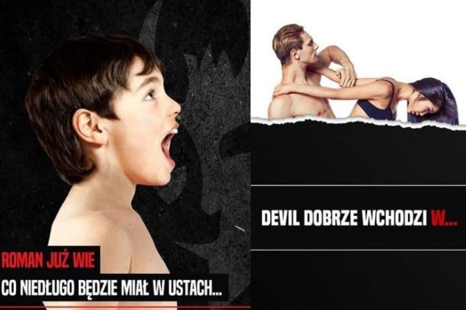 """Znany energy drink reklamuje się pedofilią? Internet zawrzał: """"Jesteście dnem"""""""