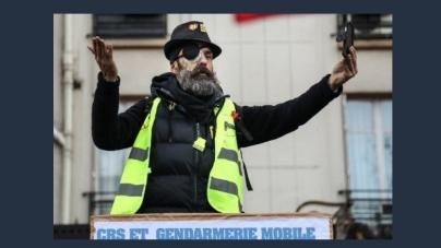 XII runda mobilizacji żółtych kamizelek pod hasłem sprzeciwu wobec przemocy policji