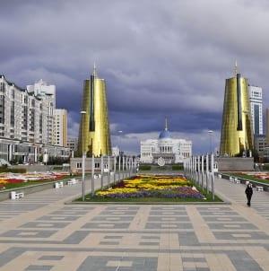 Astana zmieni swoją nazwę – Odda hołd byłemu prezydentowi