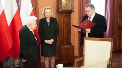 Anna Maria Anders kandydatem na nowego ambasadora we Włoszech