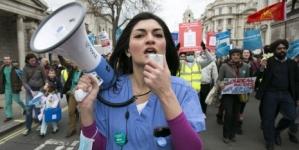 """Szykuje się protest lekarzy! """"Sytuacja publicznego lecznictwa jest tragiczna"""""""