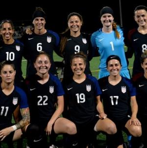 USA: Piłkarki pozwały własną federację. Domagają się zrównania płac z mężczyznami