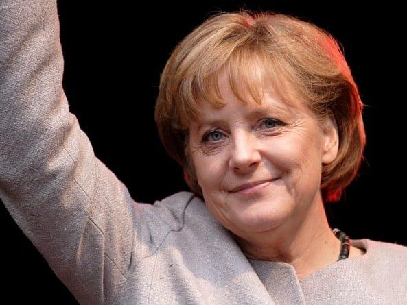 Niemieccy konserwatyści domagają się rezygnacji Merkel