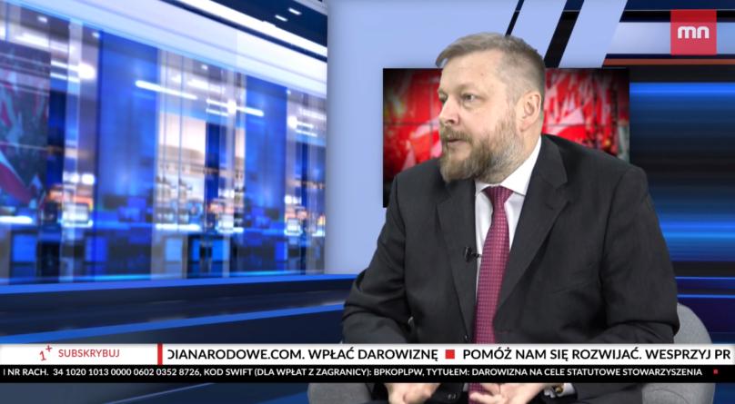 Szewko: Polsce grozi scenariusz Włoch [WIDEO]
